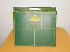 VINTAGE TOY 1972 MULTIPLE TOYMAKERS MINER IND TODAY'S MAN PLASTIC FOLD OUT CASE