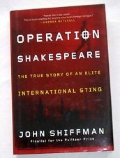 Operation Shakespeare - The True Story of an Elite International Sting