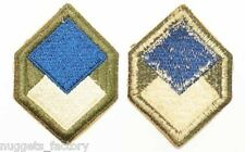 Patch original WWII  USA 96 iem div  ( 035 )