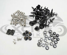 Fairing bolts kit, stainless steel, Suzuki GSXR1000 2007 2008 07 08 #BT162#