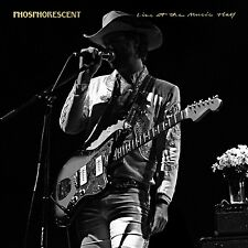 Phosphorescent-Live at the music hall 2 CD NUOVO