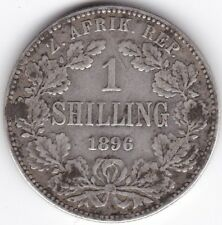 1896 South Africa One Shilling***Collectors***