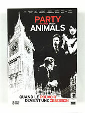 Coffret 3 DVD Party Animals / L'INTEGRALE De La Série, Saison 1