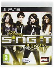 Disney Sing It 3 Party Hits PS3 Playstation 3 IT IMPORT HALIFAX
