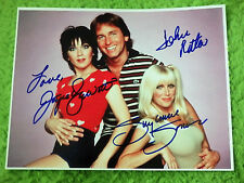 Complete Autographed Three's Company Collection: John Ritter/Don Knotts more