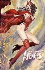 Uncanny avengers # 1 variant-nouvelle Marvel univers 333 ex-Munich 2013-top