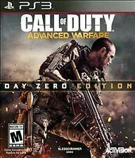 Call of Duty: Advanced Warfare Day Zero Edition Sony PlayStation 3, 2014 PS3