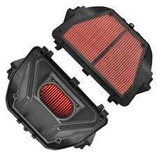 Replacement Air Filter Yamaha YZF R6 2010-2015 2011 2012 2013 2014 10 11 12 13
