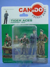 Toy Soldier WWII German Dragon CanDo 1/35 Scale Painted Tiger Aces Figure E
