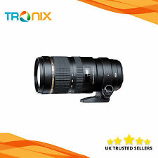 Tamron SP 70-200MM F/2.8 DI VC USD Lens For Canon + 3 Years Worldwide Warranty