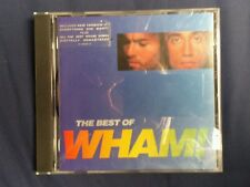 WHAM! (GEORGE MICHAEL) - IF YOU WERE THERE: THE BEST OF CD   FREE UK P&P