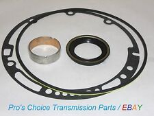**COMPLETE**Pump Reseal Kit & Bushing--Fits AODE 4R70W 4R75W 4R75E Transmissions