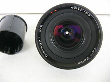 Carl Zeiss distagon 2/8mm t * Arriflex bayoneta-Mount como nuevo-like New