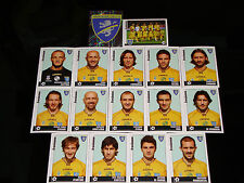 FIGURINE CALCIATORI PANINI 2006-07 SQUADRA FROSINONE CALCIO FOOTBALL ALBUM