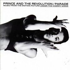 Parade by Prince/Prince & the Revolution (CD, Warner Bros.)