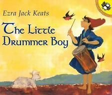 THE LITTLE DRUMMER BOY (Brand New Pperback) Ezra Jack Keats