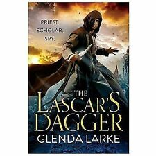 The Lascar's Dagger: The Forsaken Lands-ExLibrary