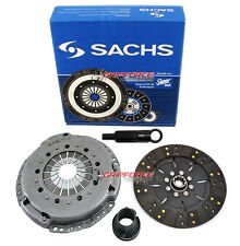 SACHS-FX CLUTCH KIT 96-99 BMW M3 98-02 Z3 M-COUPE M-ROADSTER 3.2L E36 S52 5-SPD
