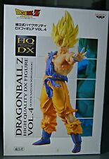 DRAGON BALL Z HQ DX GOKU SSJ FIGURA NUEVA NEW FIGURE