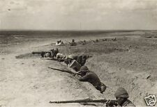 "Ottoman Turkish Army Trenches Harcira Palestine 1917 World War 1 6x4"" Photo 2"