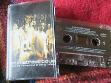 Backstreet boys Show Me The Meaning Of Being Lonely Cassette Single