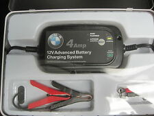 BMW Advanced Battery Charger Trickle Tender Charging System 82110049788 4AMP OEM