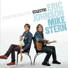 Eclectic - Eric / Stern,Mike Johnson (2014, CD NIEUW)