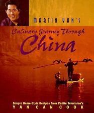 NEW - Martin Yan's Culinary Journey Through China by Yan, Martin