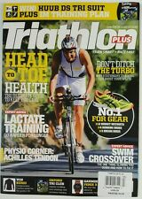 Triathlon Plus Head to Toe Health Gear Expert Advice June 2016 FREE SHIPPING JB