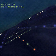 All the Nations Airports by Archers of Loaf (CD, Sep-1996, Alias Records)