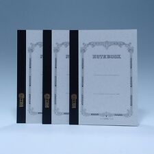Set of 3 Japanese Notebook TSUBAME Note A5 30pages Brand New Made In Japan