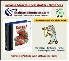 Become a Local Business Broker