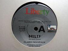 """Classix Nouveaux """"Guilty"""" Terrific Oz 7"""""""