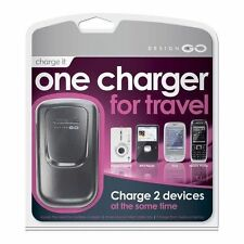 Charge It - One Charger MP3 / Phone / Camera Design Go