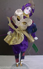 Dancing Musical Pierrot Doll by House of Lloyd Christmas Around the World (1995)