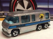 Hot Wheels GMC Motorhome 40 Years Box Set Walmart Only VHTF!!!!