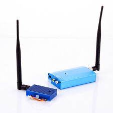 Wireless 1.3G 4CH Transmitter &Receiver AV Sender Audio Video TV Transceiver Set