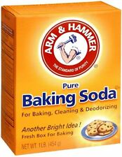 ARM - HAMMER Pure Baking Soda 16 oz (Pack of 5)