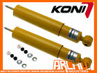 HOLDEN GEMINI TX TC TD TE TF TG KONI ADJUSTABLE FRONT SHOCKS ABSORBERS