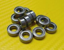 5 PCS - MR126ZZ (6x12x4 mm) Metal Double Shielded Ball Bearing Bearings MR126z