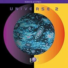 HEARTS OF SPACE: UNIVERSE SAMPLER 92 Various Artists Audio CD 1992