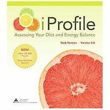 iProfile 3.0 : Assessing Your Diet and Energy Balance by Mary B. Grosvenor...