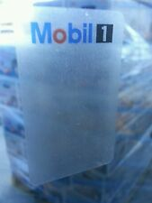 MOBIL 1 Oil Change Stickers ( 500  Stickers) Oil Change Sticker 4 x 6.5 cm