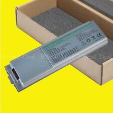 New Battery For Dell Inspiron 8500 8600 Latitude D800