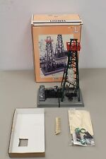 LIONEL 6-12944 SUNOCO OIL DERRICK OPERATING TOY TRAIN LAYOUT ACCESSORY O GAUGE