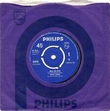 ERROLL GARNER - MACK THE KNIFE / SWEET AND LOVELY. (UK, 1963, PHILIPS, BF 1268)