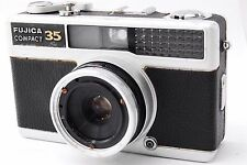 parts  Fujica Compact 35 rangefinder camera for repair from JAPAN #835