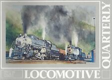 Locomotive Quarterly: SPRING 1988 - Interstate RR, UP in BLUE MOUNTAINS, NYC 440