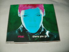 PINK - THERE YOU GO - UK CD SINGLE - P!NK