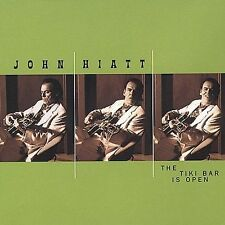 John Hiatt / The Tiki Bar Is Open (LIKE NW CD Vanguard) Sonny Landreth Jay Joyce